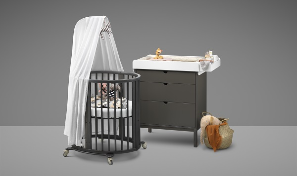 Stokke Sleepi 160217 14 Hazy Grey