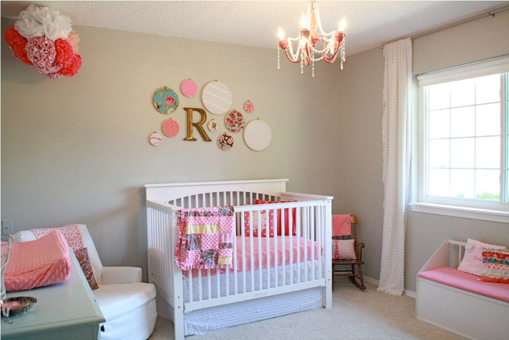contemporary baby girl nursery ideas 1024x683