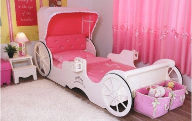 disney princess room kids room princess carriage of cinderella bedroom set ideas with 379x240