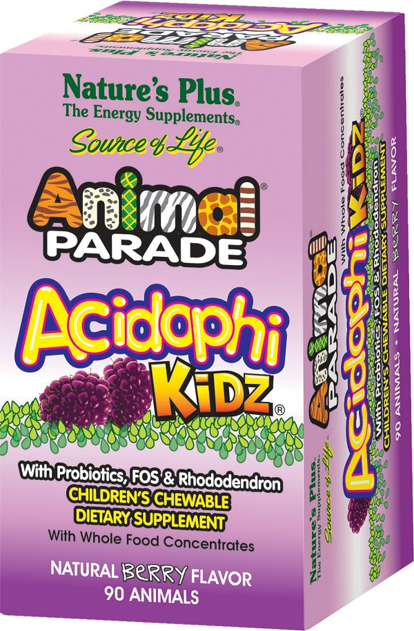 Animal Parade Acidophikidz