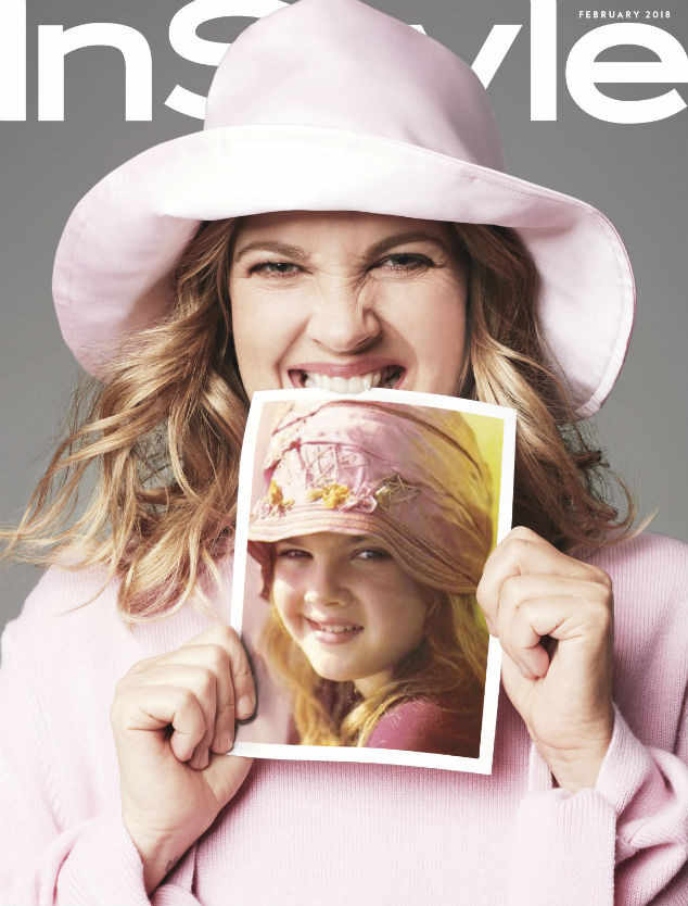 Drew Barrymore InStyle2