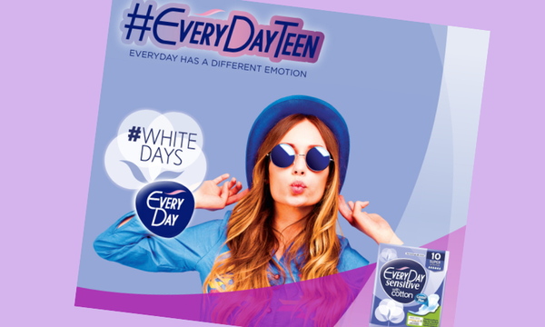 EveryDayTeen: To TeenQueen.gr σε συνεργασία με την EveryDay «μοιράζει» αυτοπεποίθηση στις έφηβες